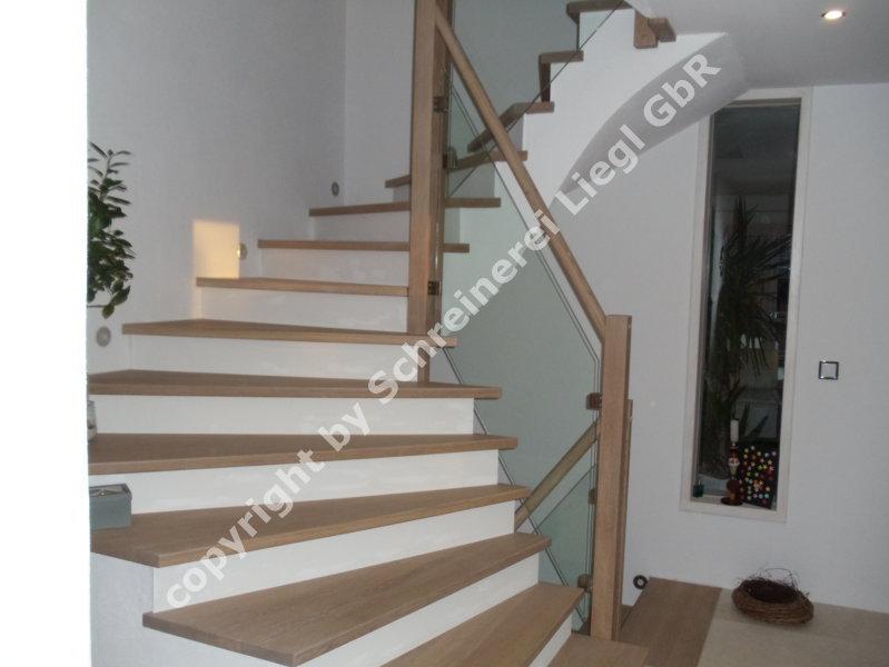 Absturzsicherung Treppe 1 2 gewendelte treppe 15