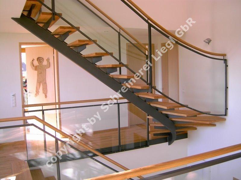 Absturzsicherung Treppe 1 4 gewendelte treppe 7